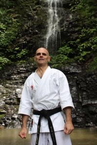 Mark Woollard (1st Dan JKF Goju Kai Seiwakai)