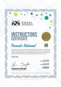 fernando-mahamud-2016-17-instructors-certificate