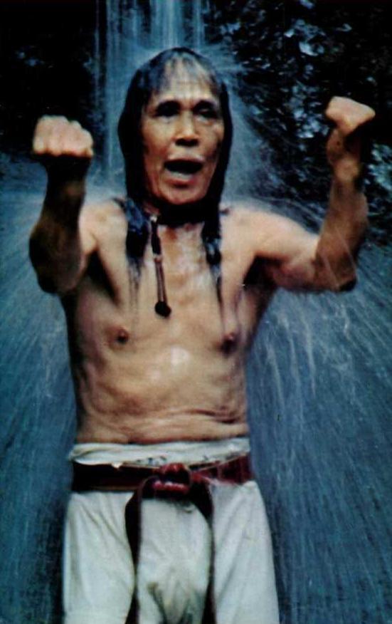Yamaguchi Gogen, Karate, Goju-ryu, Vancouver, BC