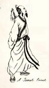 A Taoist Priest